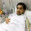عملية جراحية لأحمد عطيف الأثنين في ميونيخ