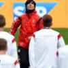 """مدرب ألمانيا يستغرب الحديث عن """"مؤامرة 82"""" قبل لقاء الجزائر"""