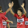 أوراوا الياباني يضمن المشاركة في دوري أبطال آسيا