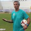 ابونخاع يطالب لاعبي المنتخب نسيان الخسارة والاستفادة من الاخطاء