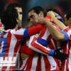 أتلتيكو مدريد يعود للإنتصارات عبر ألميريا