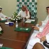 فهد بن خالد يترأس الاجتماع الأول لمجلس إدارته الجديد