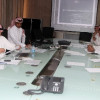 المسابقات تجتمع مع ممثلي الاندية المشاركة خارجياً