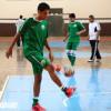 الأخضر السعودي لكرة الصالات يدخل معسكر المرحلة الثانية في تونس