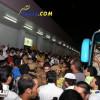 استقبال جماهيري حافل لفريق النصر في الجوف
