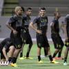 بالصور: الاتحاد يستعد للديربي بالتدريبات الصباحية والمسائية
