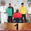 بالصور: نجوم الاحتياجات الخاصة يحصدون 5 ميداليات جديدة