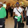 بالصور: بعثة الاهلي تصل إلى الإمارات للمشاركة في دورة الجزيرة