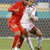 فوز البحرين على فلسطين وديا بهدفين