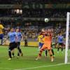 بالفيديو: البرازيل تزيح أوروجواي وتبلغ النهائي الحلم