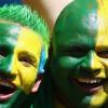 شاهد صور مباراة البرازيل وتشيلي