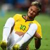 الإصابة قد تبعد نيمار عن مواجهة ألمانيا في نصف النهائي