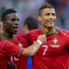 البرتغال تتفوق على ارمينيا بهاتريك رونالدو