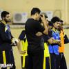 بالصور: رئيس التعاون يطالب اللاعبين بتجاوز النتائج السلبية ويشكر روابح
