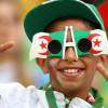 شاهد صور مباراة الجزائر وروسيا