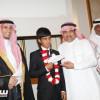 اتحاد التنس يكرم بطل العرب سعود الحقباني