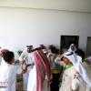 """""""الجوري"""" يستقبل لاعبي العروبة بمطار الجوف"""