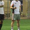 هزازي يشعل تدريبات الشباب و إدارة النادي تسير حافلات إلى جدة – صور