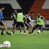 بالصور: الشباب يواصل تدريباته المغلقة .. والاصابات تداهم اللاعبين
