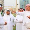 بالصور: الرئاسة العامة تتفقد نادي الشباب والفريق يعاود التدريبات