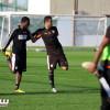 الشباب يستأنف تدريباته بعد عودة اللاعبين من الاجازة و تدريبات خاصة لعطيف