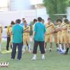 بالصور: الشعلة يعاود تدريباته ورئيس النادي يطالب اللاعبين بالتعوض