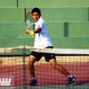 أخضر التنس يصل نيس الفرنسية