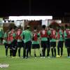 مدرب العروبة  يختبر تغيير مراكز فريقه قبل لقاء الفتح