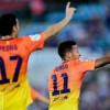 تمزق الرباط يغيب تياغو ألكانترا شهرين عن برشلونة