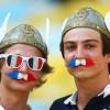 شاهد صور من مباراة ألمانيا وفرنسا