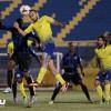 التشكيلة الرسمية   التعاون vs النصر