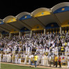بالصور : جماهير النصر تدعم الفريق وتغطي مدرجات النادي في التدريبات