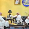 بالصور: رئيس النصر يجتمع بالمدير التنفيذي لرابطة المحترفين