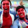 شاهد صور مباراة كوستاريكا واليونان