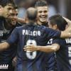 بالفيديو: انتر ميلان يحقق بداية جيدة بفوزه على جنوى