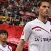 تشونبوك الكوري يضم مهاجم منتخب بلجيكا لصفوفه