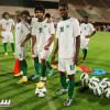 القروني يوضح للاعبي المنتخب الاولمبي اخطاء النصر