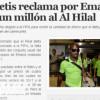 ريال بيتيس يشكو نادي الهلال للفيفا بسبب مستحقاته من صفقة ايمانا