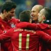 بايرن يواصل زحفه نحو احراز لقب الدوري الالماني