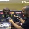 الكاميروني نواف: أريد البقاء في الاتحاد وحب الجماهير أهم من المال