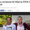 الهلال يوضح: الفيفا لم يتلقى شكوى من بوخارست
