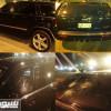 جماهير الاتحاد تهشم زجاج سيارة الحكم العمري بعد لقاء الفتح