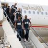 البعثة الشبابية تصل أبوظبي .. ونقل البطولة على قناة دبي الرياضية
