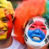 شاهد صور مباراة بلجكيا وكوريا