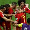 بالفيديو: بلجيكا تخطف بطاقة التأهل بصعوبة من امام أمريكا