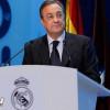 بيريز رئيسا لريال مدريد حتى 2017
