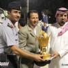 الأولمبي خالد العيد يخطف كأس وزارة الحرس الوطني