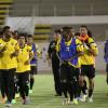 بالصور : الاتحاد يتدرب على فترتين ويناور الاولمبي الأحد