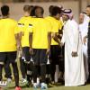 بالصور: الاتحاد يستأنف تحضيراته .. والبلوي يشكر اللاعبين
