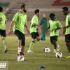 الاتفاق يواصل تدريباته ويقرر اقامة معسكر في الإمارات خلال فترة التوقف